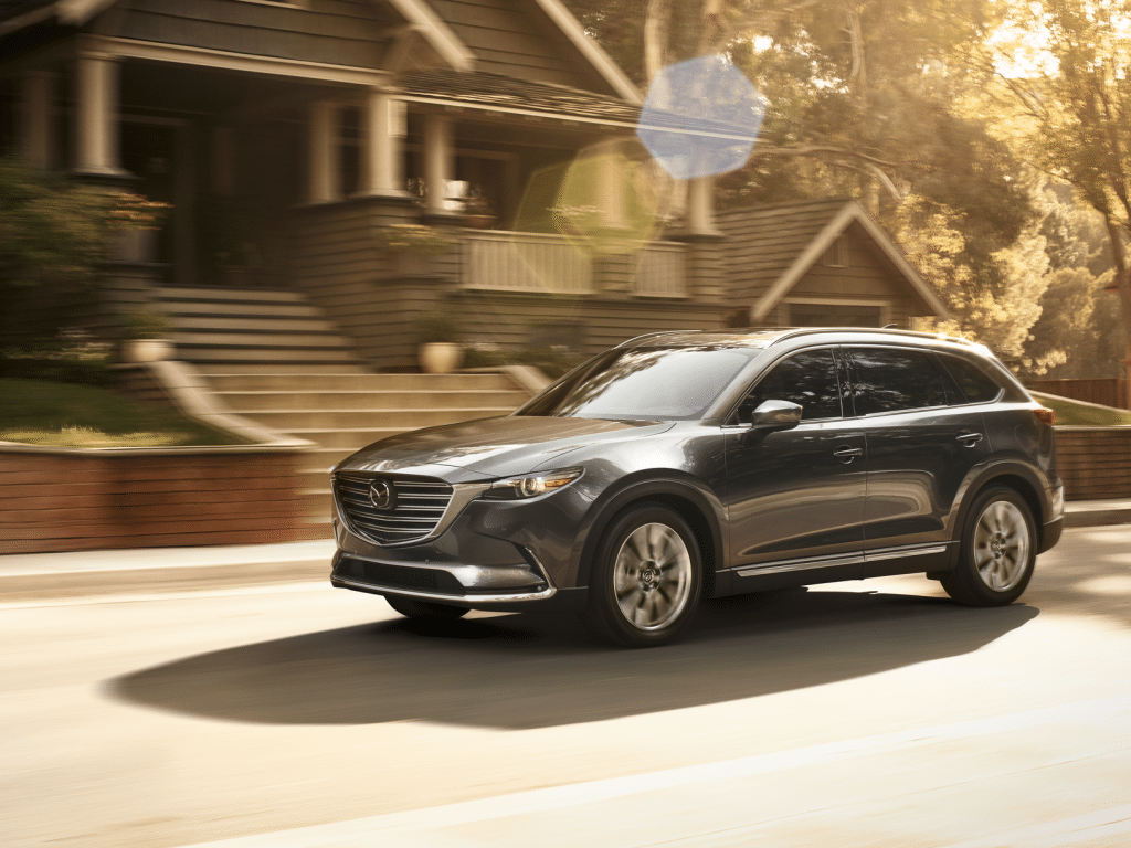94 The Best 2019 Mazda CX 9 Interior
