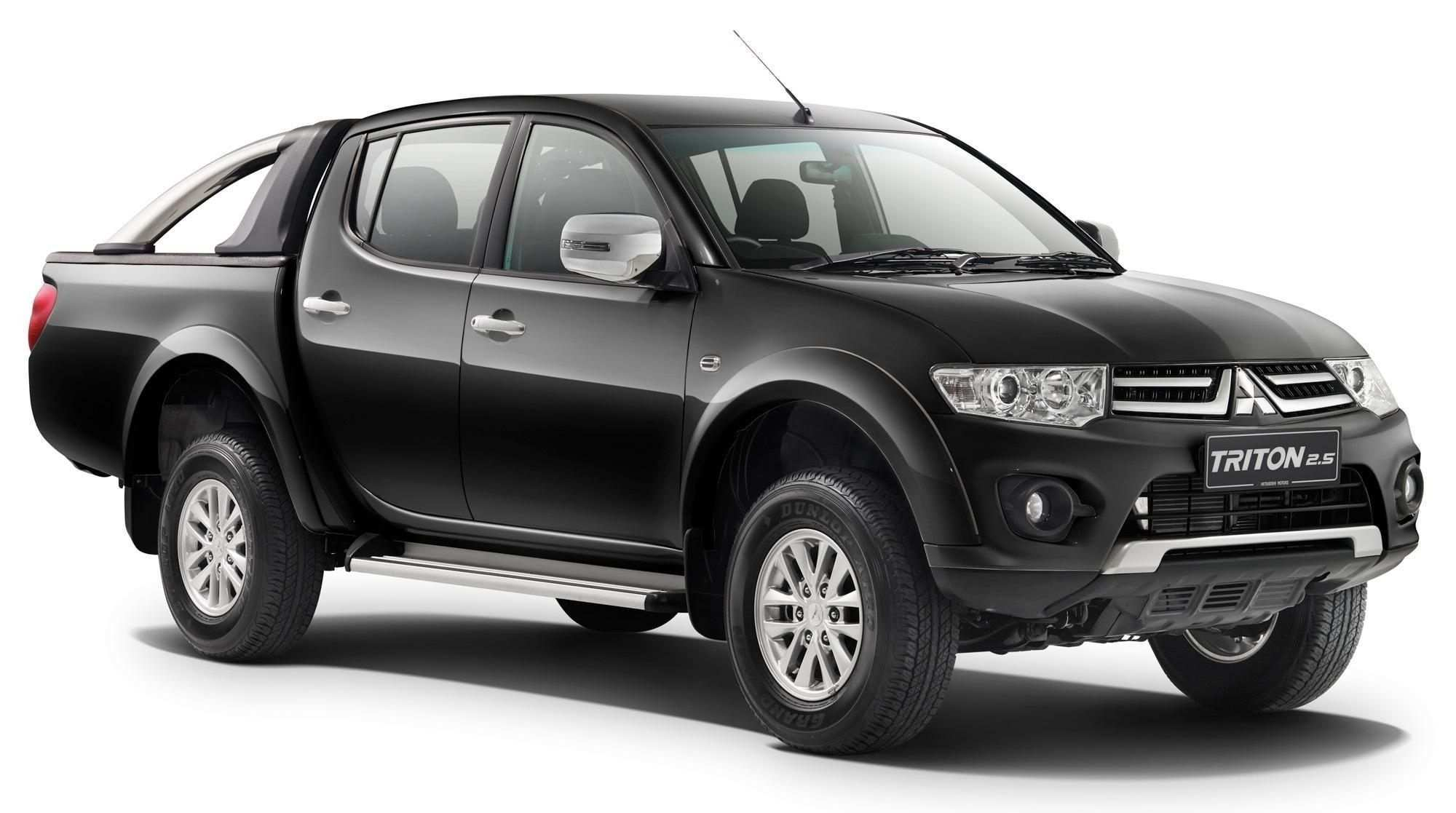 94 The Best 2019 Mitsubishi Triton Perfect Outdoor Speed Test