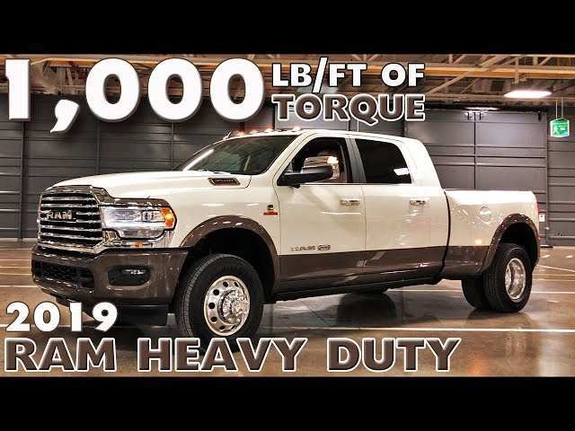 94 The Best 2019 Ram 3500 Diesel New Review