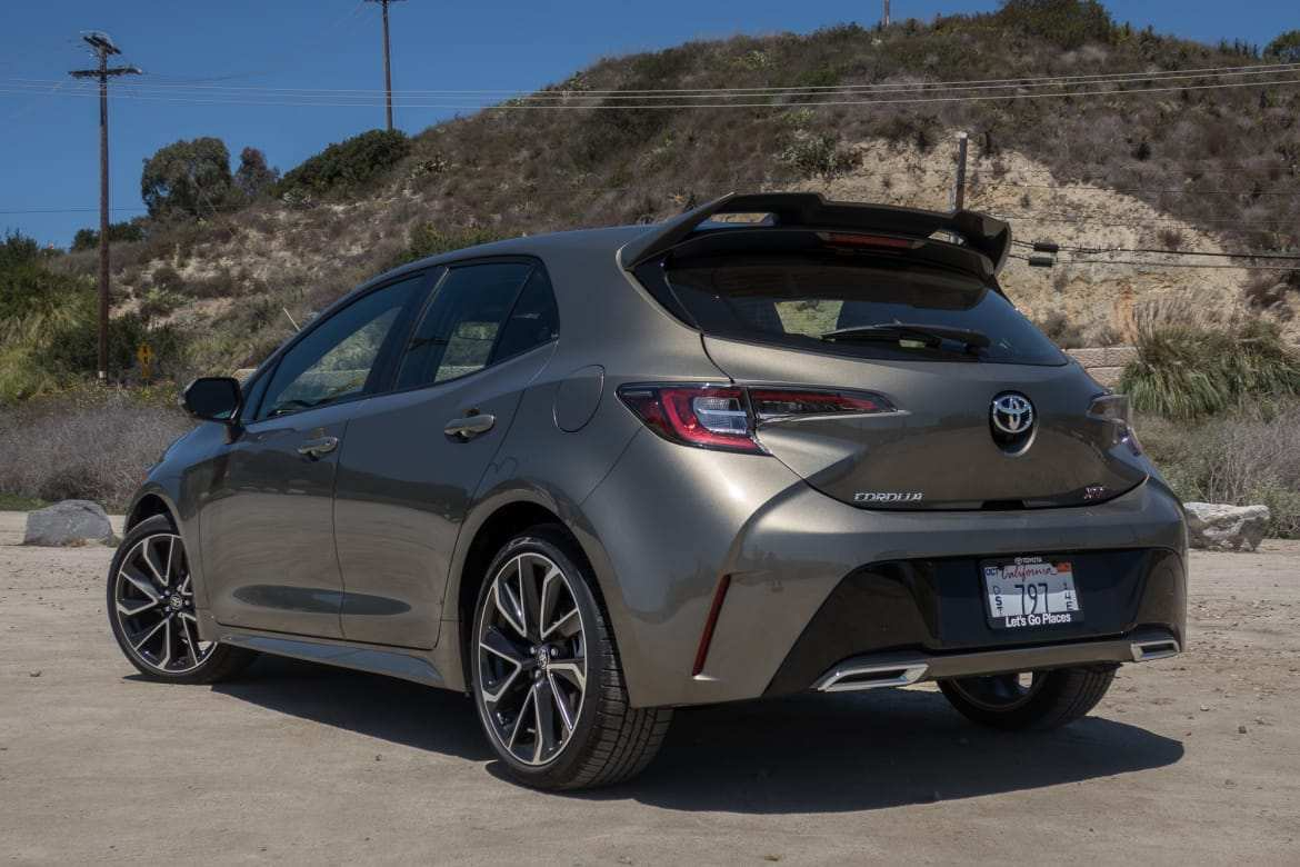 94 The Best 2019 Toyota Corolla Hatchback Specs And Review