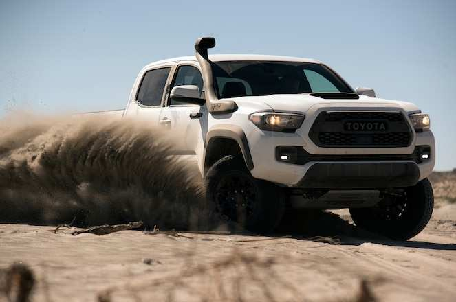 94 The Best 2019 Toyota Tacoma Diesel Spy Shoot