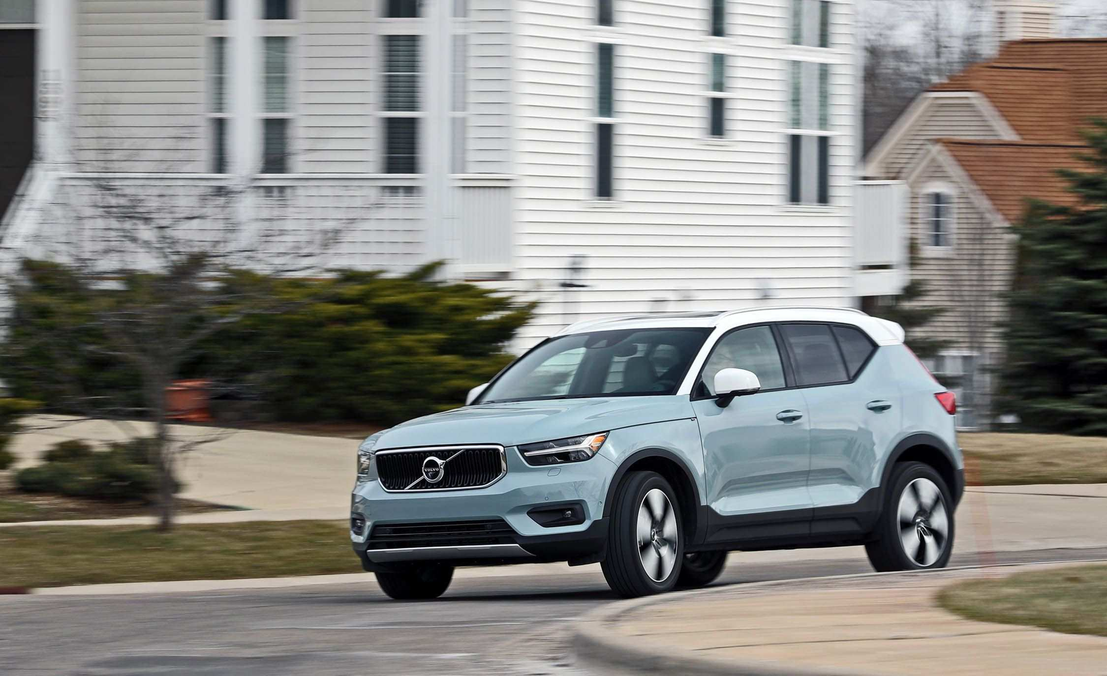 94 The Best 2019 Volvo Xc40 Length Research New