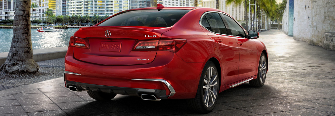 94 The Best 2020 Acura TLX Review