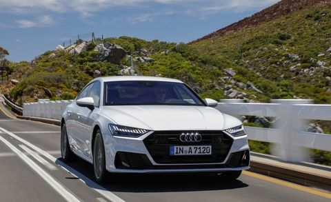 94 The Best 2020 Audi A7 Colors Redesign And Concept