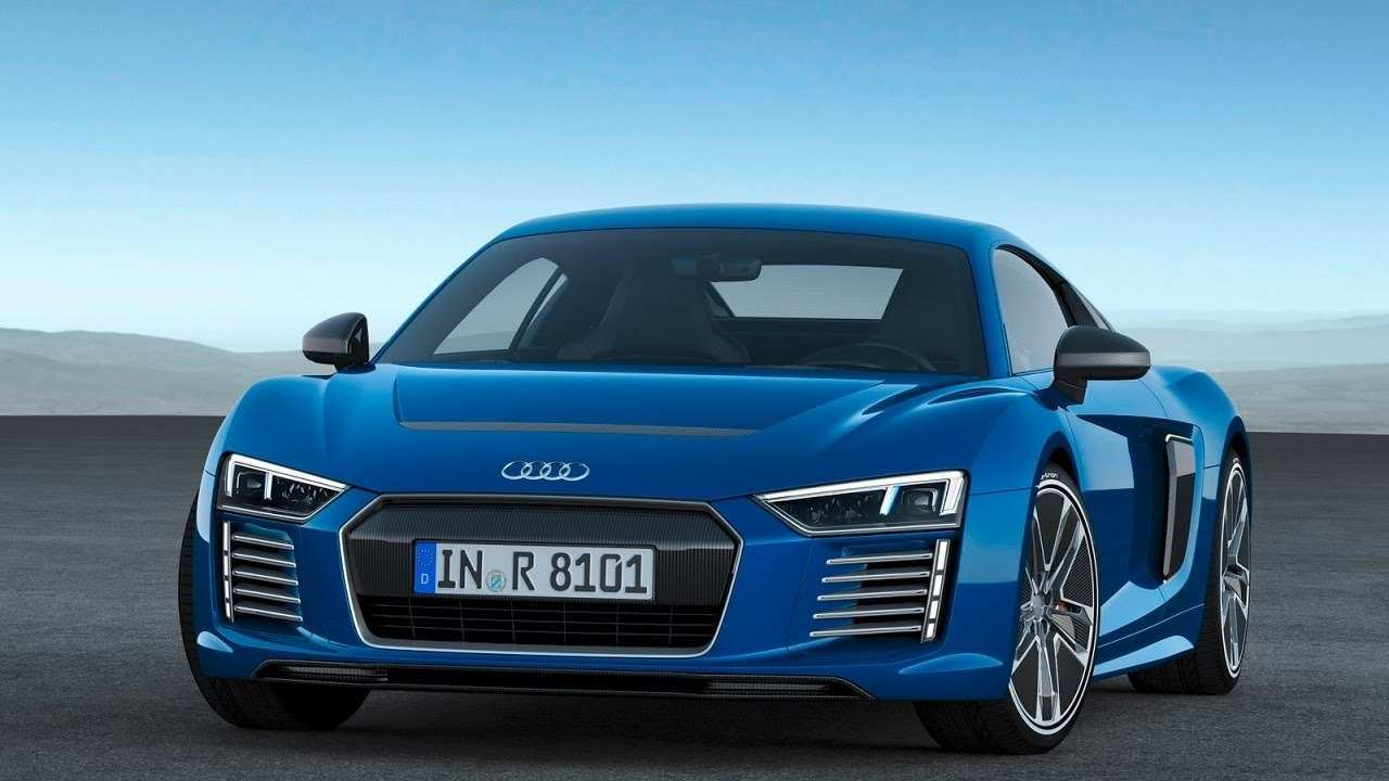 94 The Best 2020 Audi R8 E Tron Picture