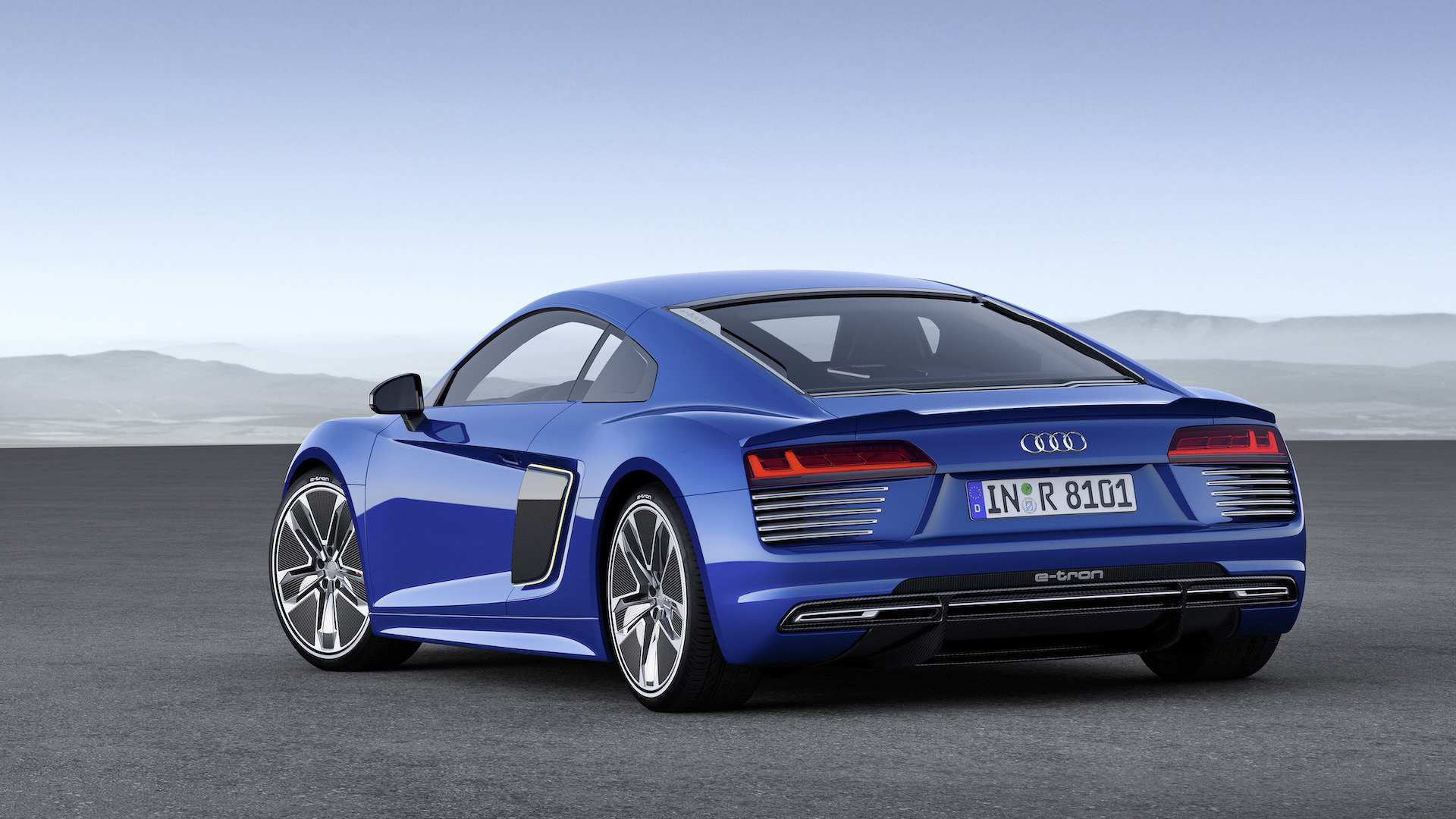 94 The Best 2020 Audi R8 E Tron Redesign