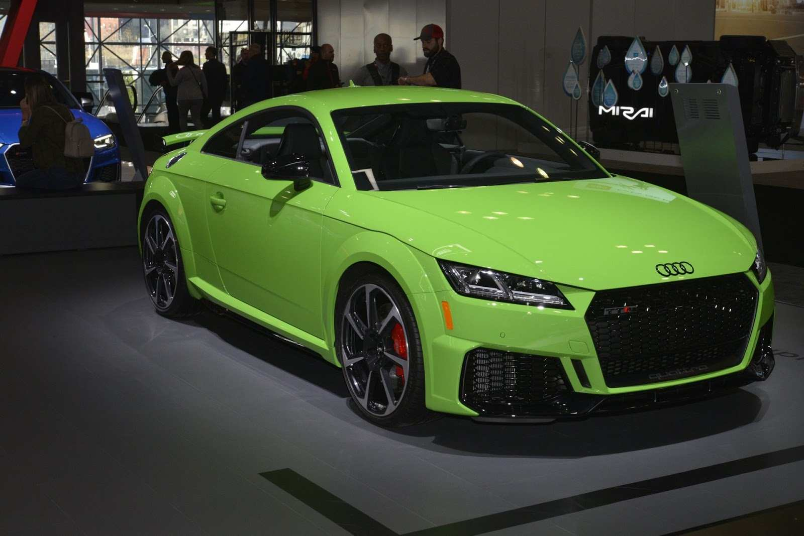 94 The Best 2020 Audi Tt Rs Specs And Review