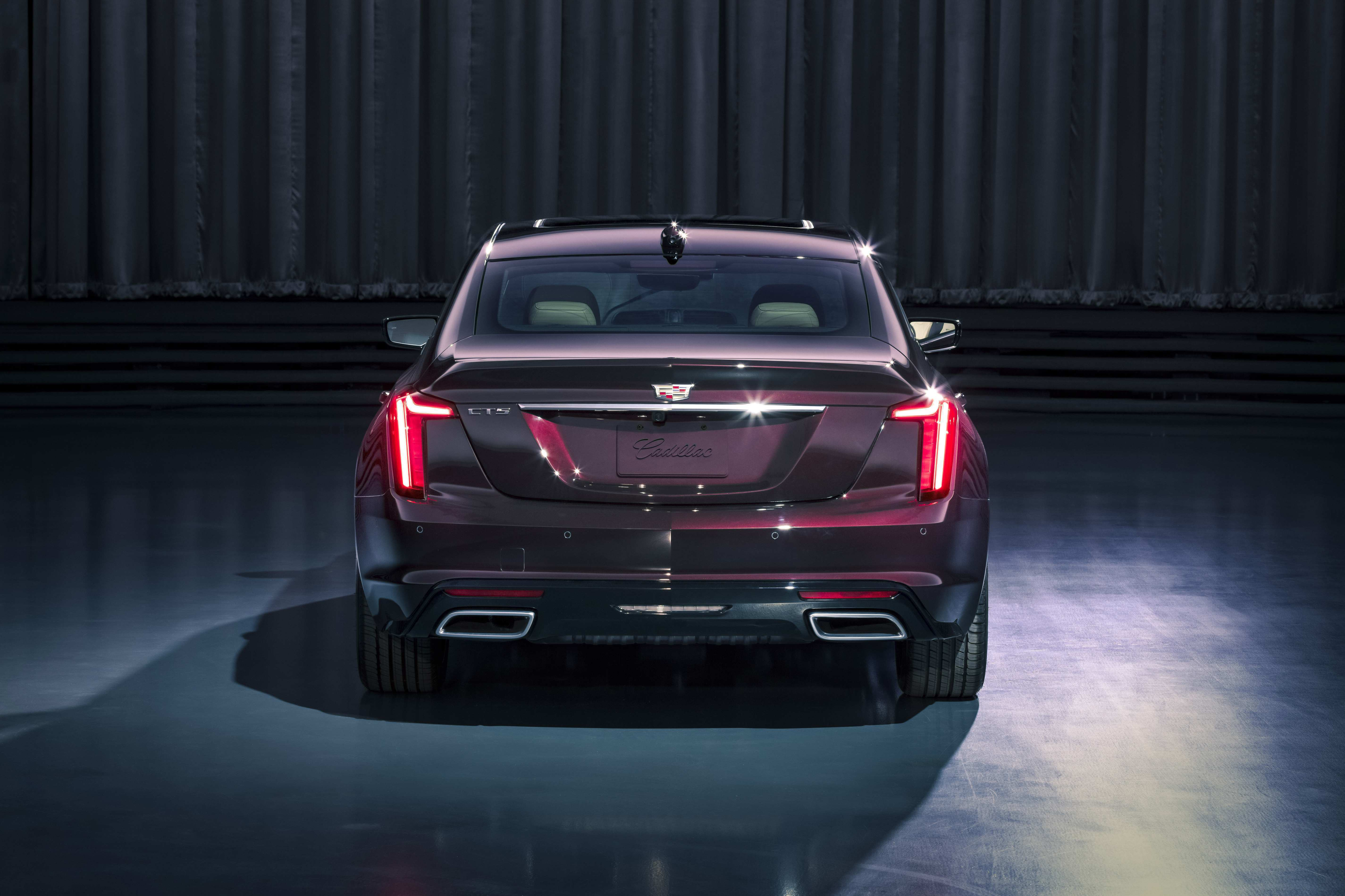 94 The Best 2020 Cadillac Ct5 Horsepower Picture