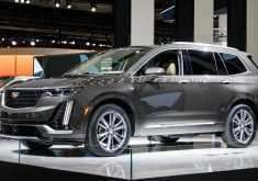 2020 Cadillac Xt6 Interior Colors