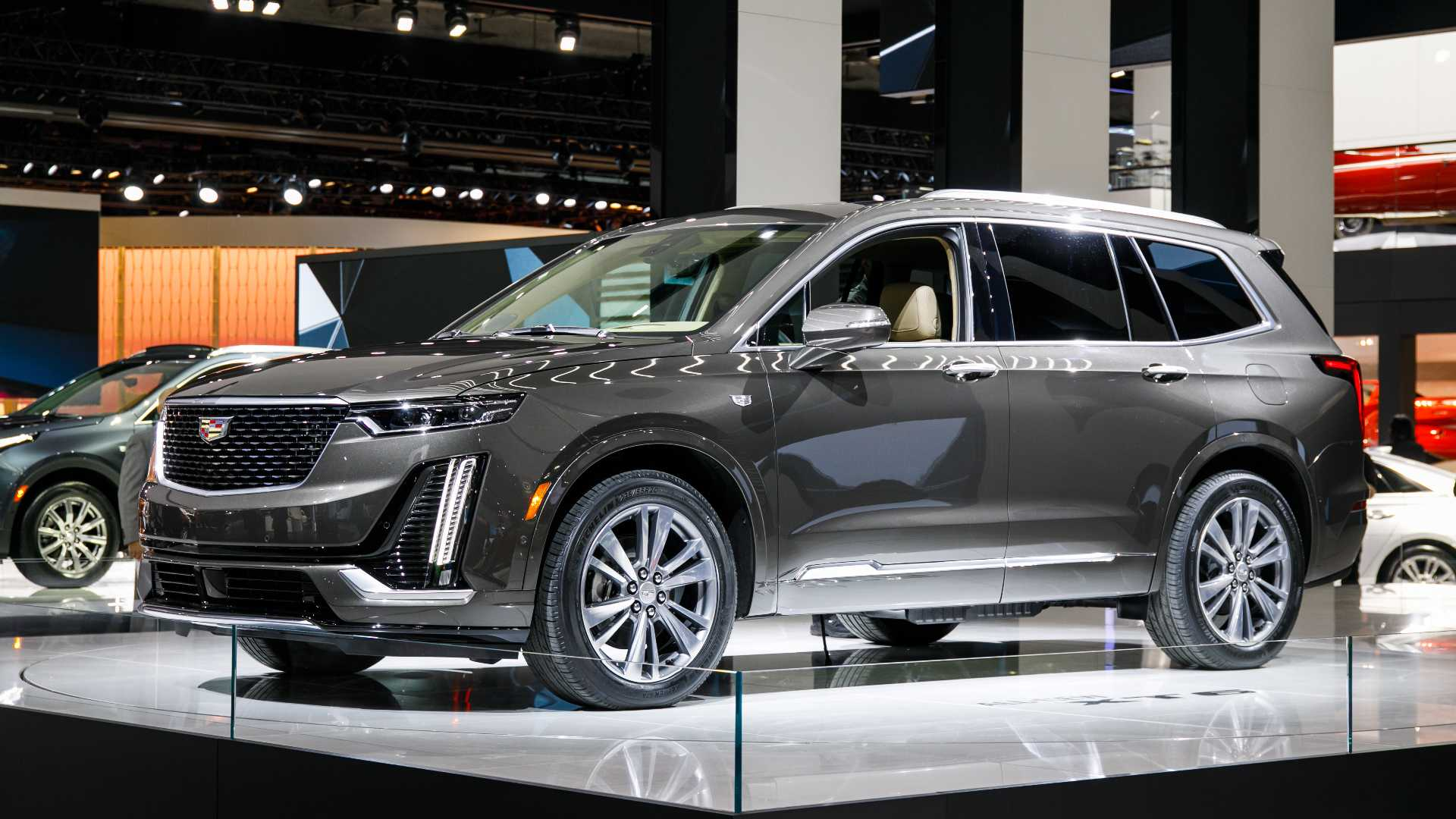 94 The Best 2020 Cadillac Xt6 Interior Colors Ratings