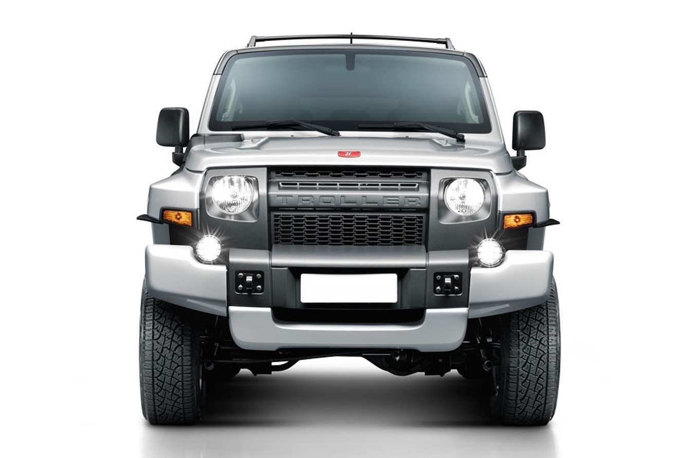 94 The Best 2020 Ford Troller T4 Redesign And Review