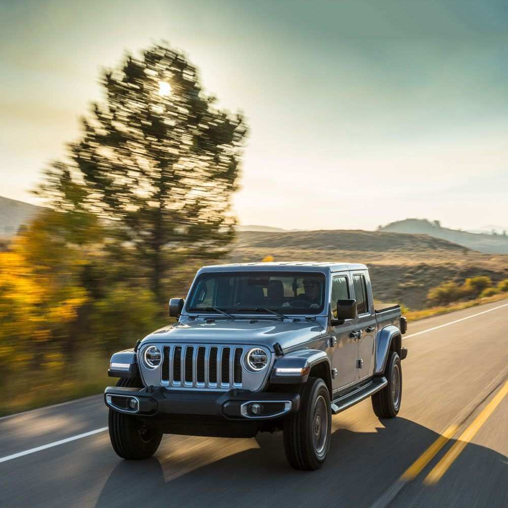 94 The Best 2020 Jeep Gladiator Availability Interior
