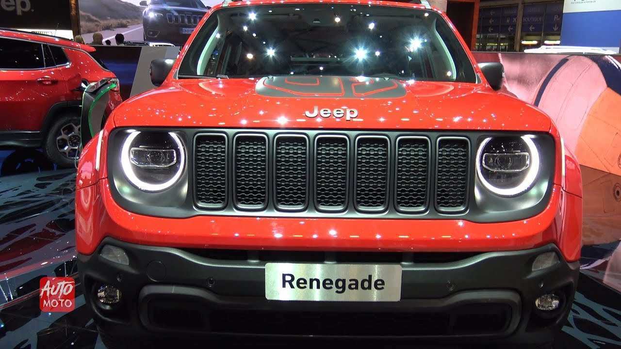 94 The Best 2020 Jeep Renegade Concept