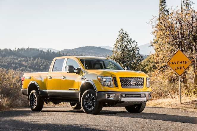 94 The Best 2020 Nissan Titan Diesel New Model And Performance