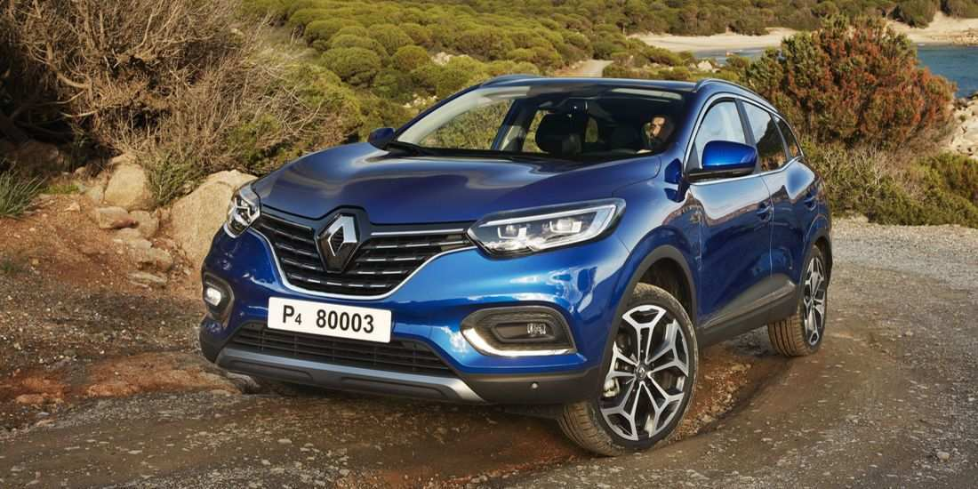 94 The Best 2020 Renault Kadjar Concept And Review