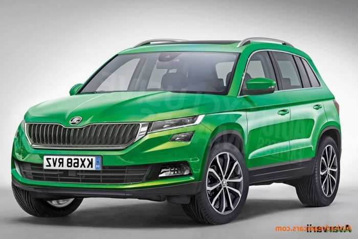 94 The Best 2020 Skoda Snowman Full Preview Performance And New Engine