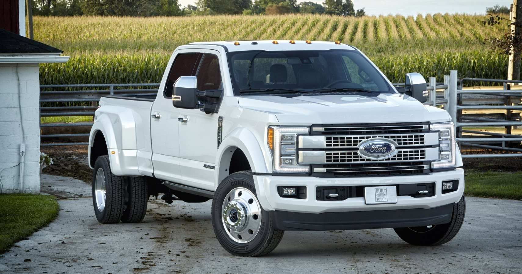 94 The Best 2020 Spy Shots Ford F350 Diesel Spesification