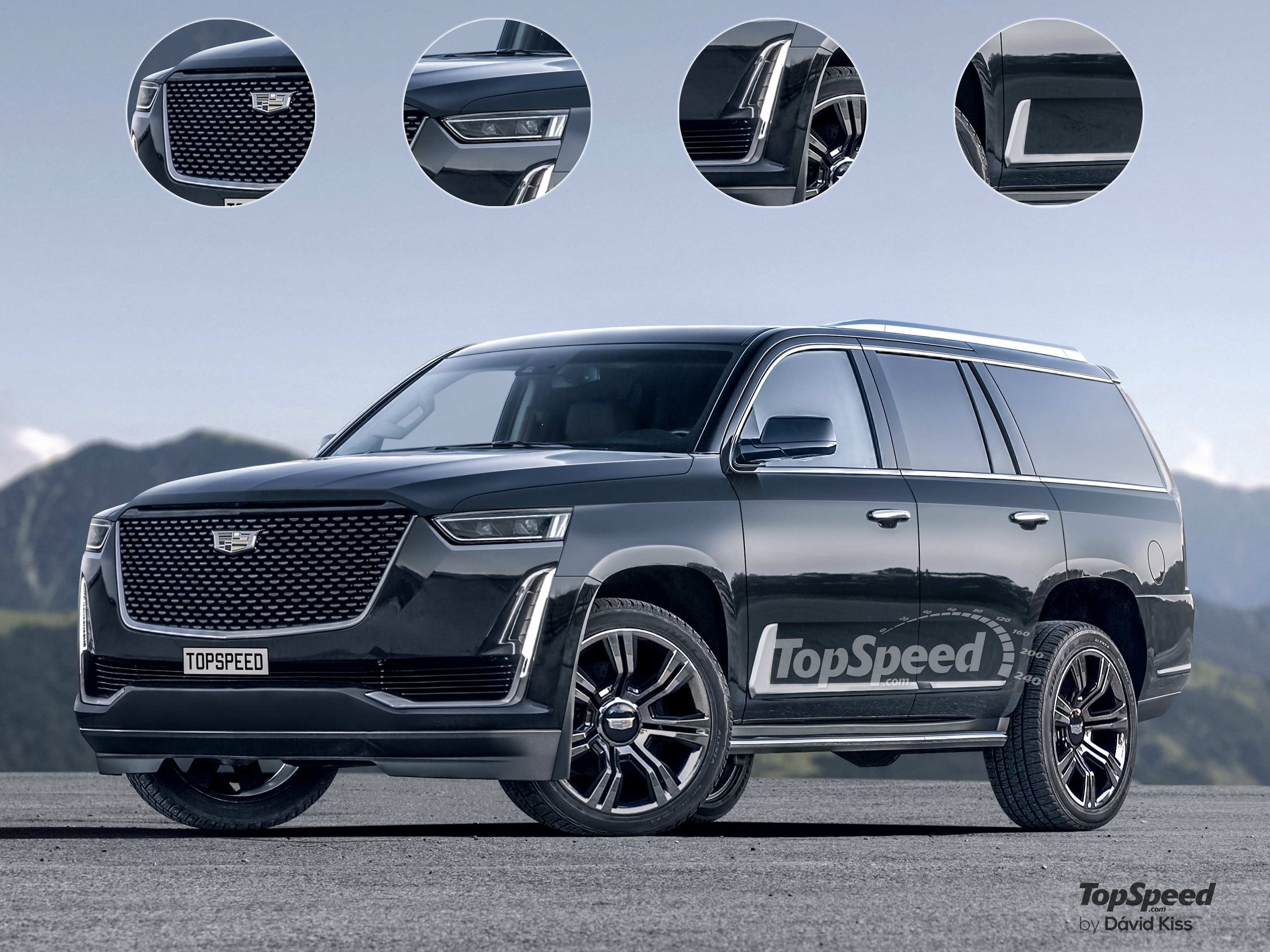 94 The Best Cadillac Suv 2020 Redesign And Review