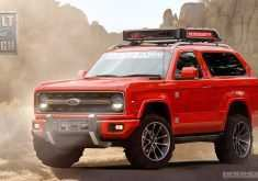 Ford'S New Bronco 2020