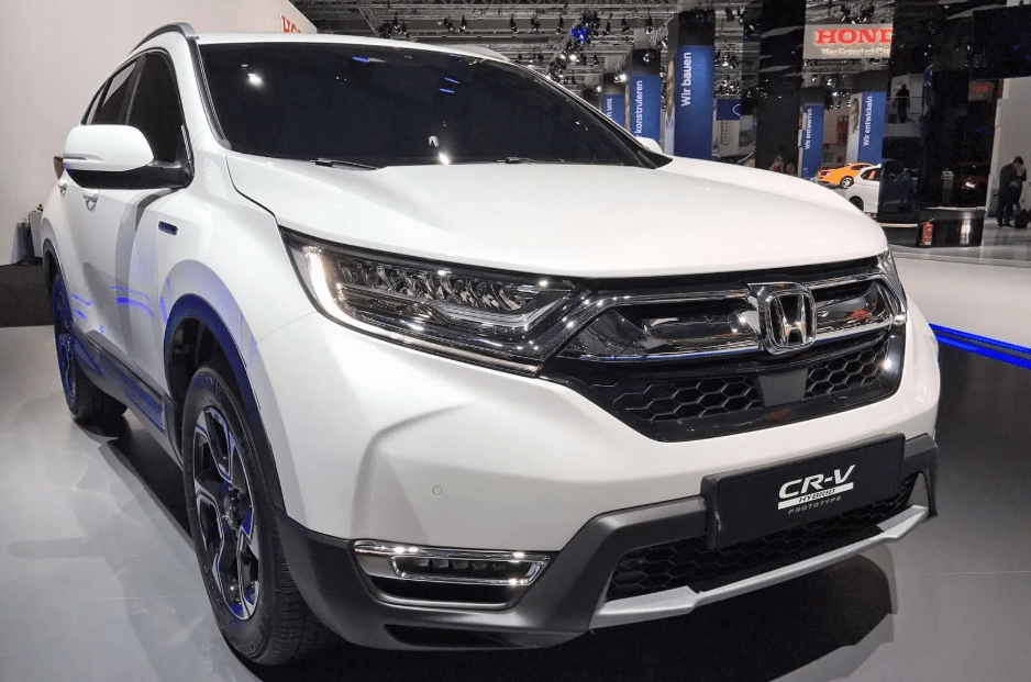 94 The Best Honda Crv 2020 Exterior