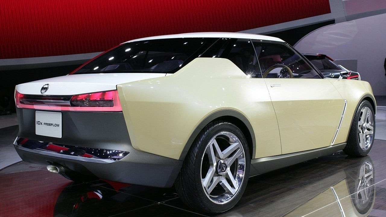 94 The Best Nissan Idx 2020 Performance