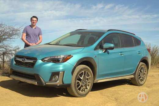 94 The Best Subaru Xv Hybrid 2019 New Review