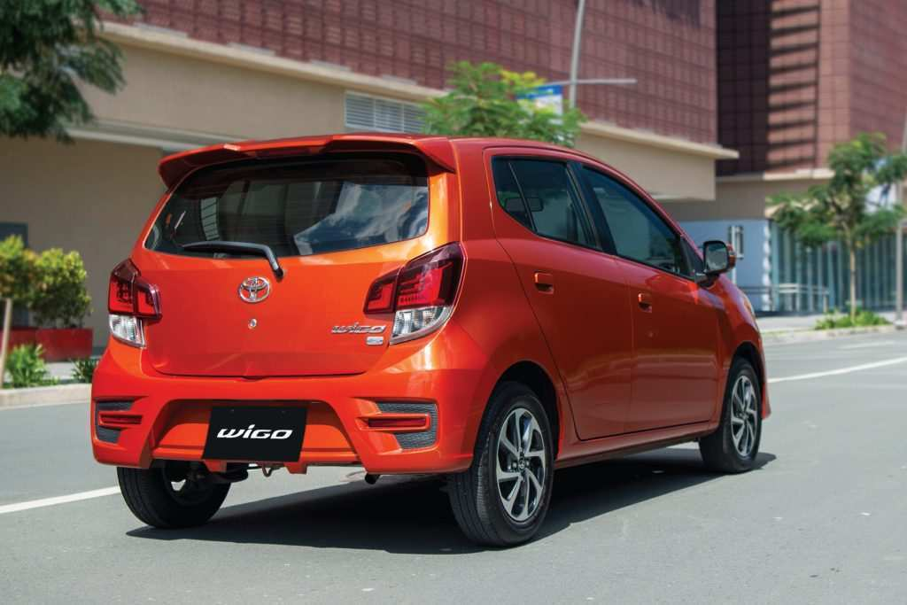 94 The Best Toyota Wigo 2019 Philippines Price And Review