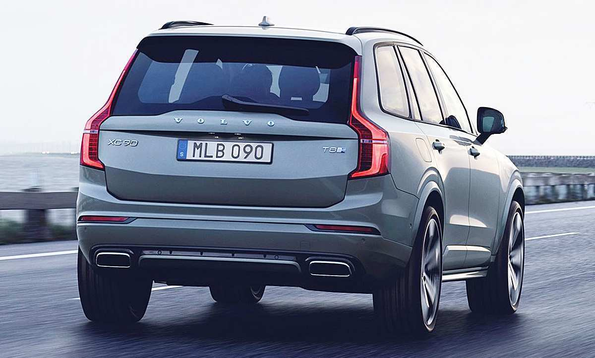 94 The Best Volvo Cx90 2019 Price And Release Date