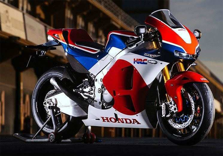 94 The Honda Superbike 2020 Concept