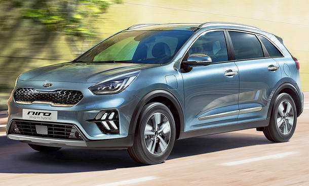 94 The Kia Niro 2020 Release Date Redesign And Concept