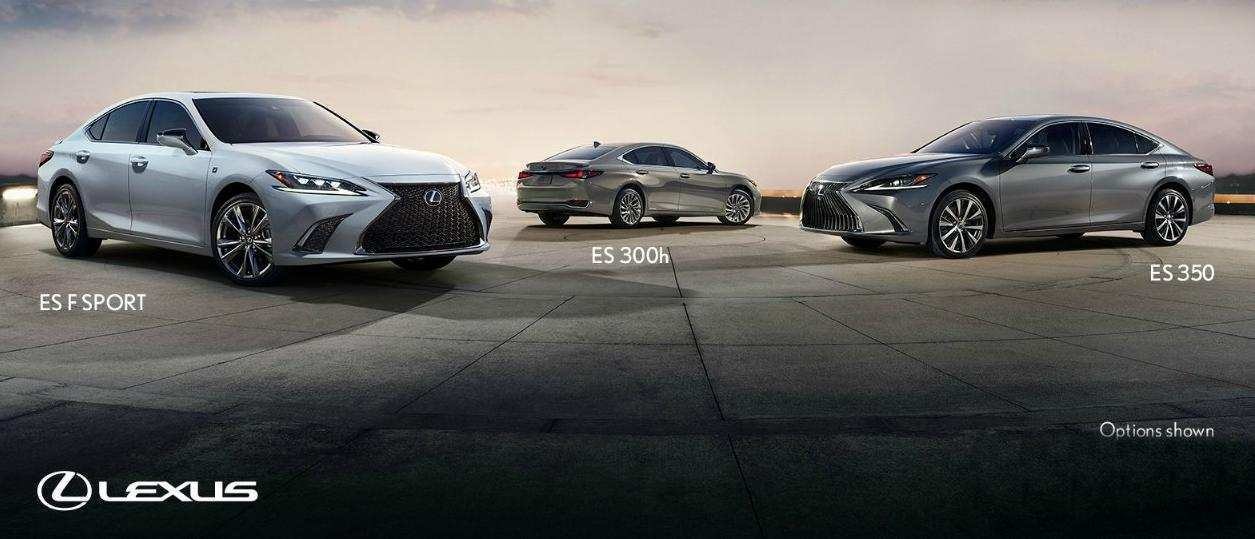 94 The Lexus 2019 Lineup Concept And Review