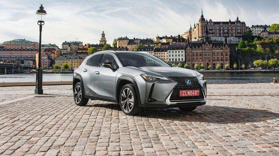 94 The Lexus Ux 2019 Price History