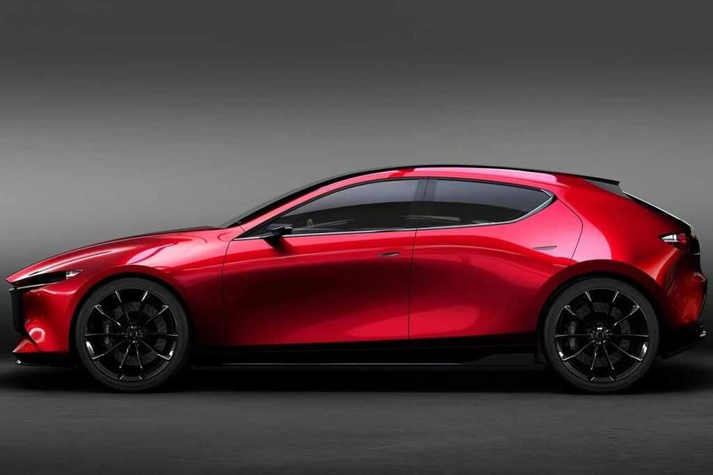 94 The Mazda 3 2019 Lanzamiento Overview