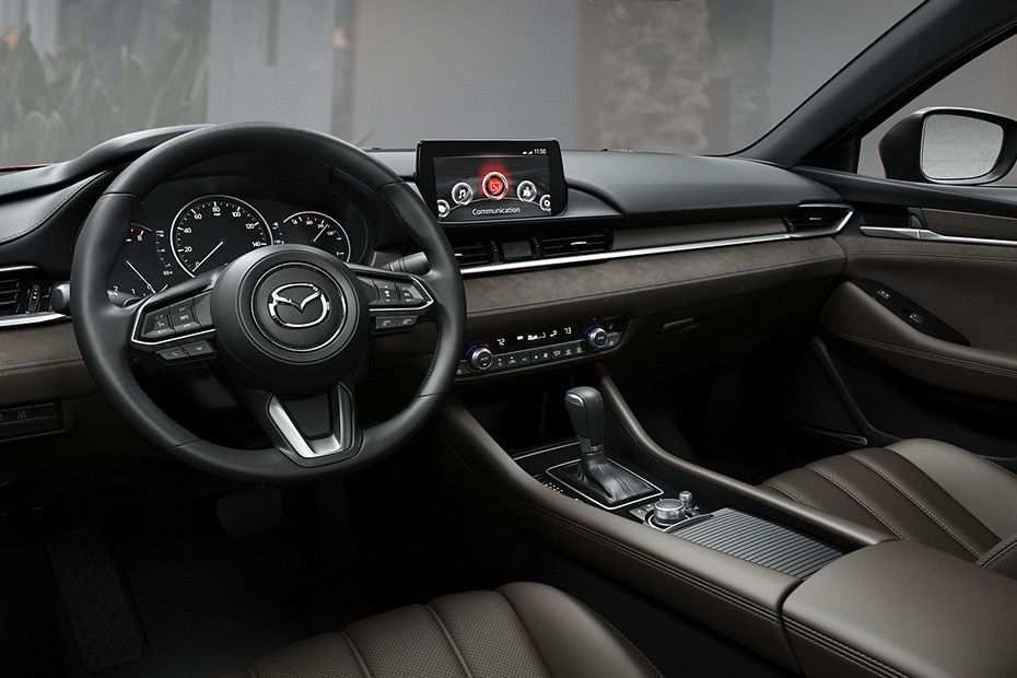 94 The Mazda 6 2019 Interior Spesification