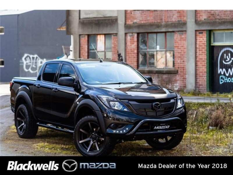 94 The Mazda Bt 50 Pro 2019 Spesification