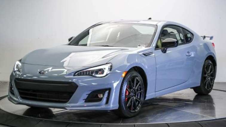 94 The Subaru 2019 Brz Performance And New Engine