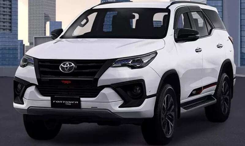 94 The Toyota Fortuner 2020 Model Redesign And Review