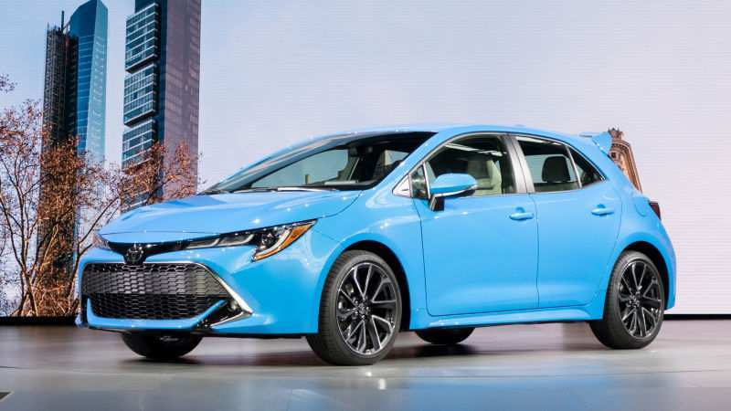 94 The Toyota Hatchback 2019 Engine