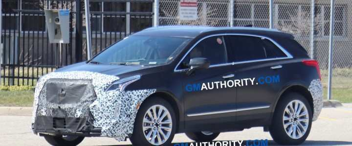 94 The When Will The 2020 Cadillac Xt5 Be Available Spy Shoot
