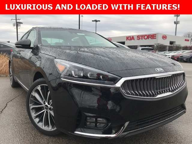 95 A 2019 All Kia Cadenza Concept