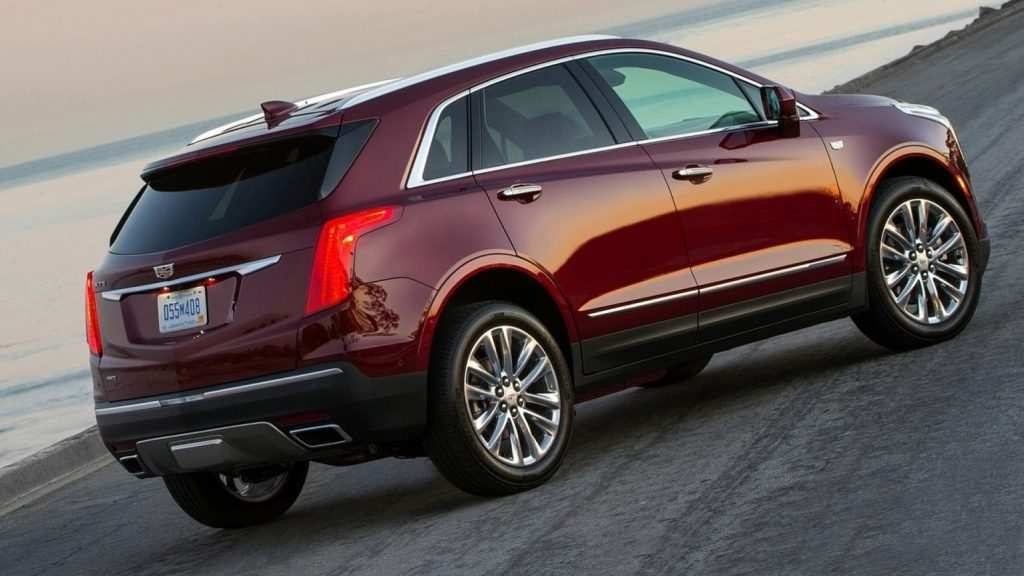95 A 2019 Cadillac SRXSpy Photos Concept and Review