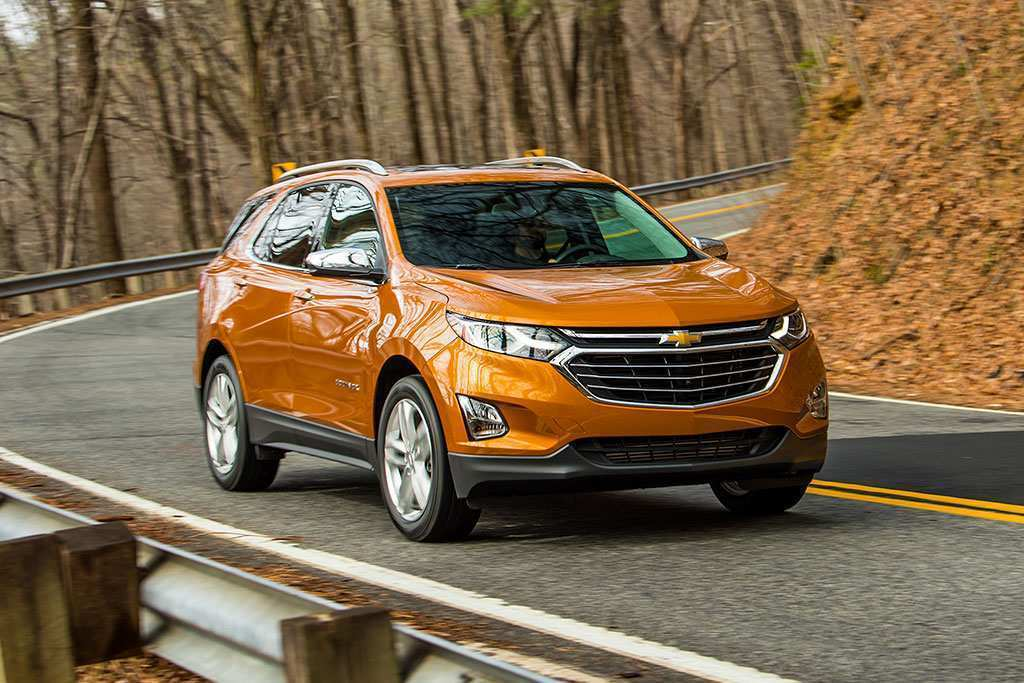 95 A 2019 Chevrolet Equinox Performance