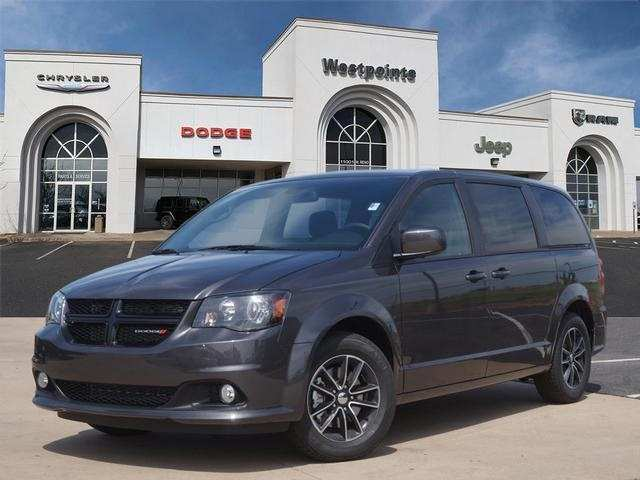 95 A 2019 Dodge Caravan Wallpaper