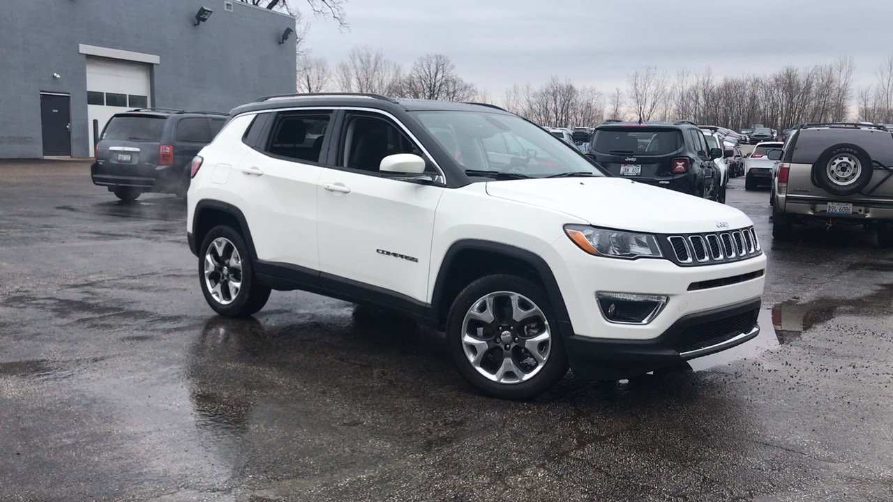 95 A 2019 Jeep Compass Configurations