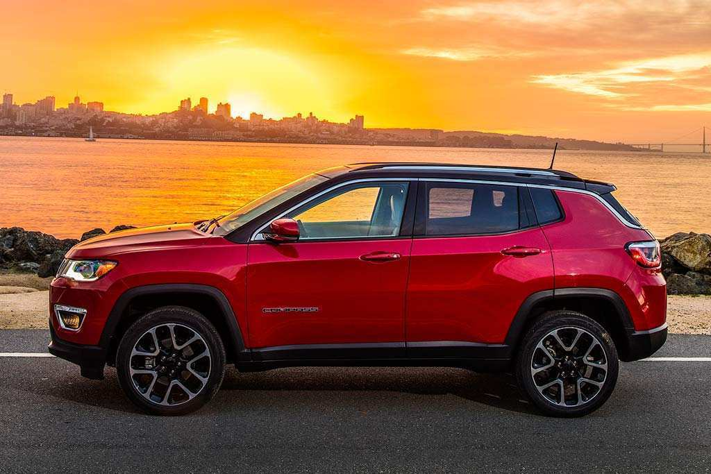 95 A 2019 Jeep Compass Redesign And Concept