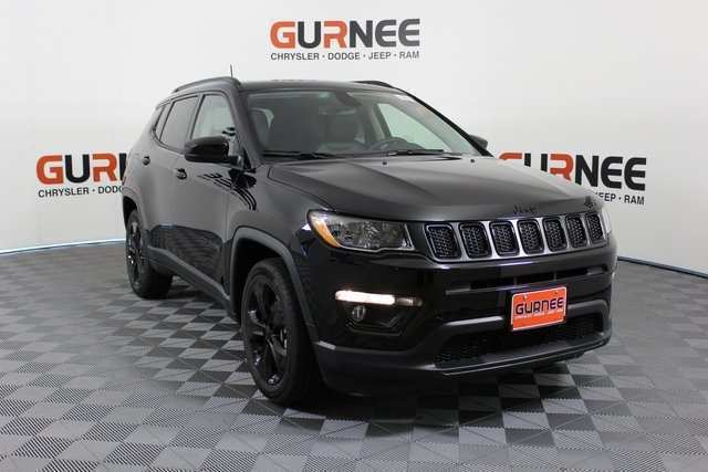 95 A 2019 Jeep Compass Review