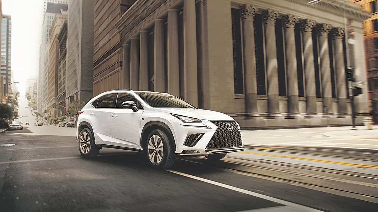95 A 2019 Lexus NX 200t Performance