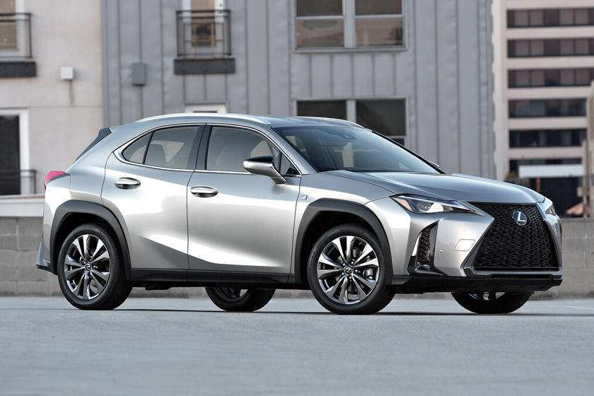 95 A 2019 Lexus Ux200 New Review