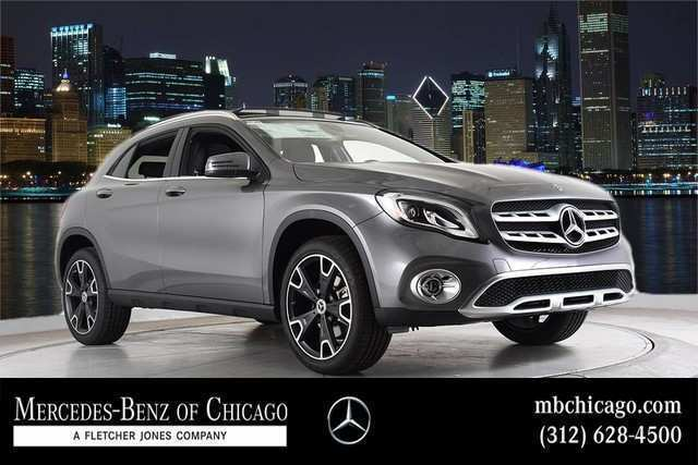 95 A 2019 Mercedes Benz Gla Research New