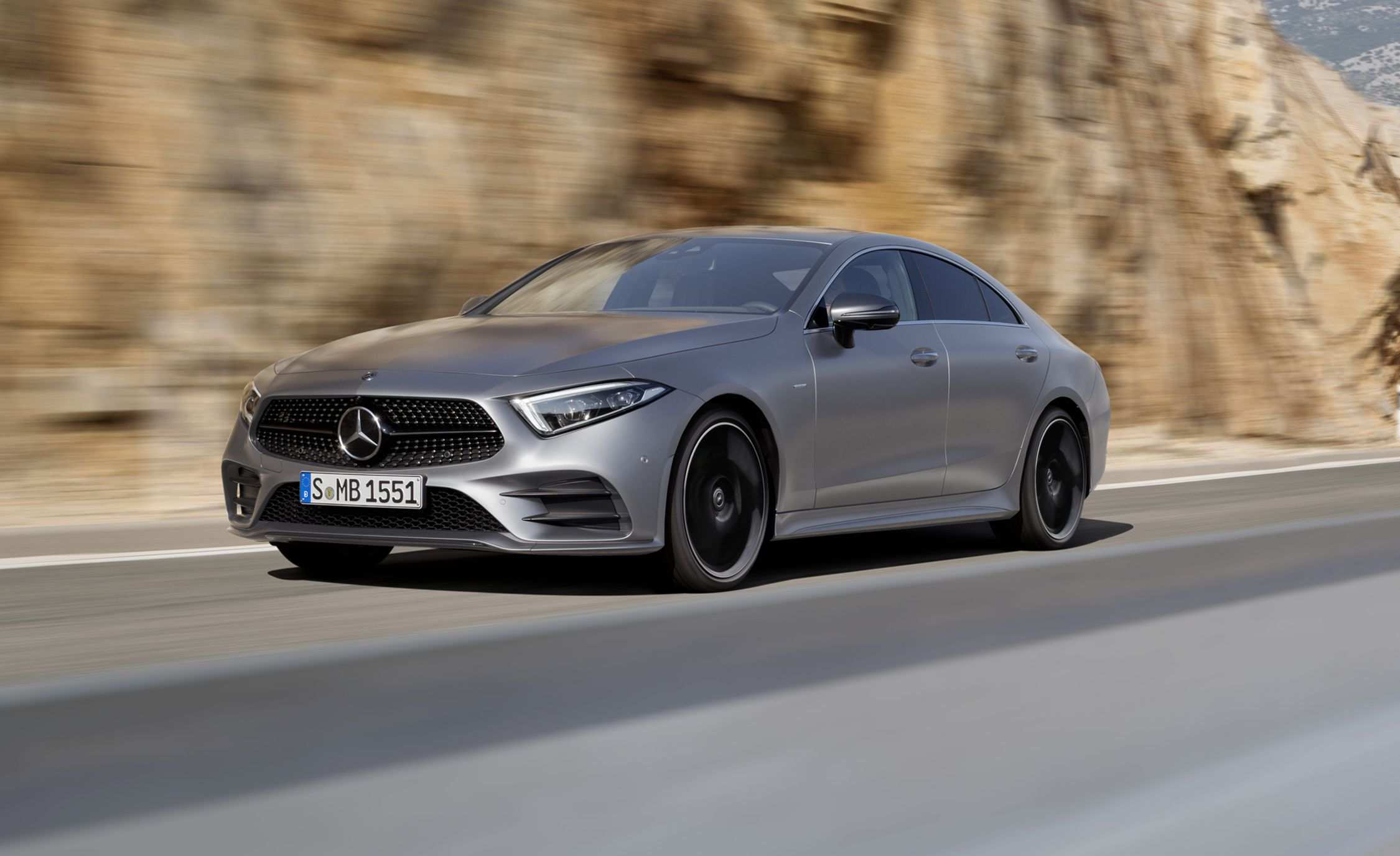 95 A 2019 Mercedes Cls Class Style